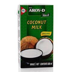 Lapte de Cocos, 500ml - Aroy-D