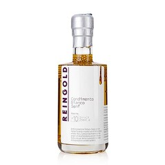 Otet Balsamic Alb cu Boabe de Mustar, Condimento bianco No.10, 250ml - Reingold