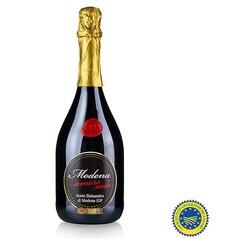 Otet Balsamic de Modena IGP, Aceto Balsamico, 13 Ani, bottiglia champagnotta, 750ml - Modena Amore Mio