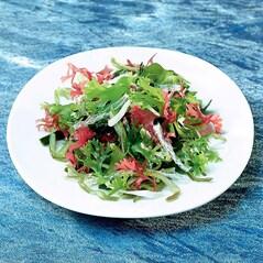 Salata de Alge Superioare, Seaganic, 100g - Yamachu, Japonia