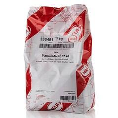 Zahar Vanilat, cu 3% Vanilie Bourbon, 1Kg - Hela