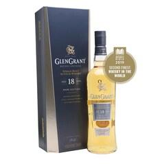 Whisky Single Malt 18 Year Old, 43% vol., 700ml - Glen Grant, Scotia
