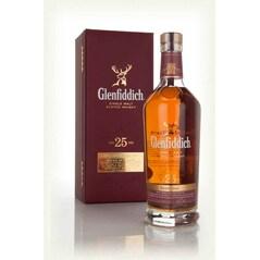 Whisky Single Malt 25 Year Old Rare Oak, 43% vol., 700ml - Glenfiddich, Scotia