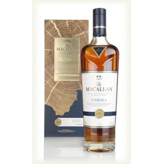 Whisky Single Malt Enigma, 44,9% vol., 700ml - Macallan, Scotia