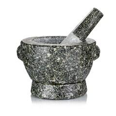 Mojar din Granit Ø16,5cm exterior, 12cm interior, h11 cm, cca. 4Kg