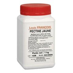 Pectina Jaune, Gelifiant pentru Jeleuri de Fructe si Produse de Cofetarie, 1 Kg - Louis Francois