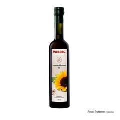 Ulei de Floarea Soarelui, Presat la Rece, 500 ml - Wiberg