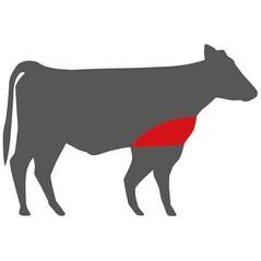 US Beef Brisket, Cap de Piept fara os, Congelata, cca. 6Kg - SUA