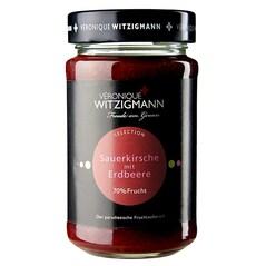 Gem de Visine cu Capsuni, 225g - Véronique Witzigmann