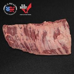 US Beef Skirt Steak (Baveta Mare/Hampe/Bavette d'Aloyau), Congelat, 300g - Morgan Ranch