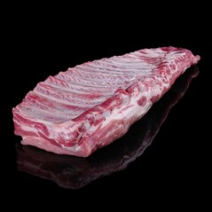 LiVar Spareribs St. Louis Cut, Scaricica de Porc, Congelata, 2 x cca. 1,3Kg (cca. 2,6Kg)