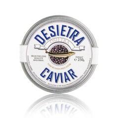 Caviar Osietra, de Nisetru, Acvacultura, 250g - Desietra, Germania
