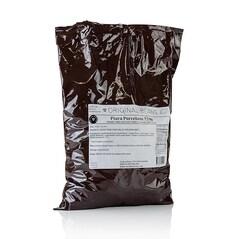 Ciocolata Couverture Neagra BIO, Piura Porcelana Peru, 75% Cacao, Callets, 2 Kg - Original Beans