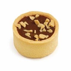 Mini-Tarte cu Caramel Sarat, 48 bucati, 960g, Congelate - Galana