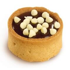Mini-Tarte cu Ciocolata, 48 bucati, 960g, Congelate - Galana