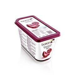 Piure de Piersici Roz (Pêche Sanguine) 100%, Congelat, 1Kg - Boiron