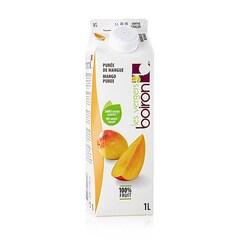 Piure de Mango 100%, pasteurizat, 1litru - Boiron