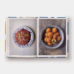 The Arabesque Table: Contemporary Recipes from the Arab World - Reem Kassis