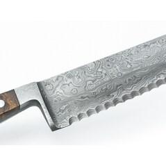 Cutit pentru Paine Franz Güde, 32 cm - Damascus - GÜDE