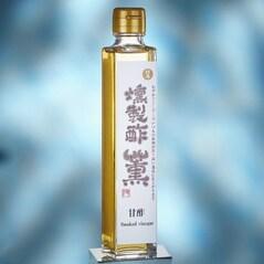 Condiment Dulce-Acrisor Afumat cu Lemn de Cires Sakura, 200ml - Hinode, Japonia
