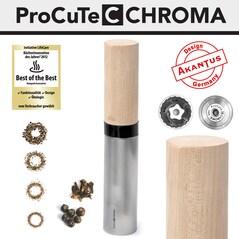 Rasnita pentru condimente - EDO - CHROMA ProCuTe Titanium