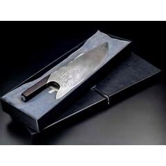 The Knife, Cutitul Bucatarului, Damascus, 26cm - GÜDE