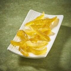 Coaja Confiata de Yuzu, orangettes fara sirop, 250g - Kagura No Sato