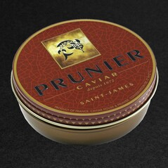 Caviar Saint-James, 50g - Caviar House & Prunier