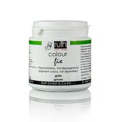 Colorant Alimentar Verde, Pudra Liposolubila, 9203, 20g - Ruth