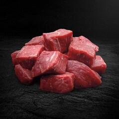 Carne de Vita Wagyu pentru Gulas, Congelata, cca. 500g - Morgan Ranch, SUA