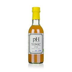 Tonic Syrup (Sirop), vegan, BIO, 250 ml - pHenomenal DRINKS