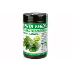 Extract Natural de Menta Verde, Pudra, 500g - SOSA