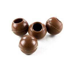 Sfere de Ciocolata cu Lapte, ø 26mm, 567 bucati, 1,644Kg - Läderach
