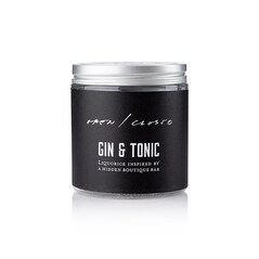 Drajeuri de Lemn Dulce cu Glazura de Ciocolata Alba, Gin & Tonic, 150g - Hauptlakrits