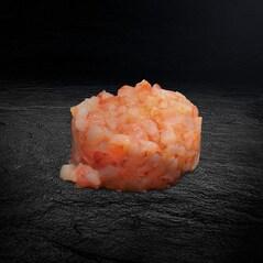 Tartar de Gamba Carabiniera, Congelat, 190g - Peixos de Palamos