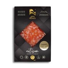 Carpaccio de Gamba Carabiniera, Congelat, 4 x 50g, 200g - Peixos de Palamos