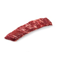 US Beef Outside Skirt (Baveta Mare/Hampe/Bavette d'Aloyau), Congelata, cca. 500g
