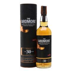 Highland Single Malt Scotch Whisky Aged 30 Years, 47,2% vol., 700ml - The Ardmore