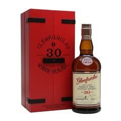 Highland Single Malt Scotch Whisky Aged 30 Years, 43% vol., 700ml - Glenfarclas