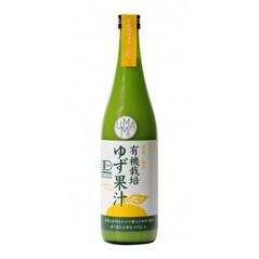Suc de Yuzu, BIO, 720ml - Bando Foods, Japonia