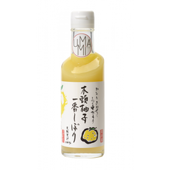 Suc de Yuzu Presat Manual, 200ml - Ogon no Mura, Japonia
