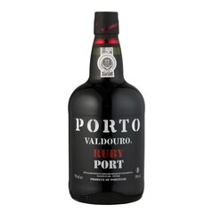 Porto Ruby Port, 19% vol., 750ml - Valdouro