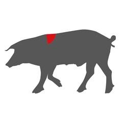 Antricot de Porc LiVar fara os, Congelat, cca. 350Kg