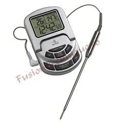 Termometru cu sonda si alarma - Matfer