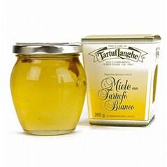 Miere de Salcam Trufata, Aromata & cu Trufe Albe, 260 g - TartufLanghe, Italia