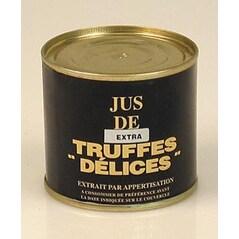 Jus de Trufe Negre de Iarna, EXTRA, Concentrat, 100 g - Plantin, Franta