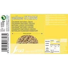 Colorant Alimentar Natural GALBEN PAI, Lichid, 100 ml