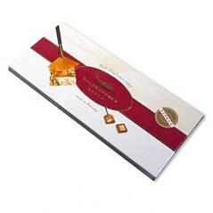Set Aur, 12 Foite de Aur de 50 x 50 mm, 23 Karate, Pamatuf - GoldGourmet, Germania