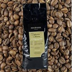 """Espresso, 80% Arabica si 20% Robusta, Boabe,  """"BOS Food  Classico"""", 1 Kg"""