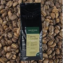"Espresso, 100% Arabica, Boabe, ""BOS Food  de Luxe"", 1 Kg"